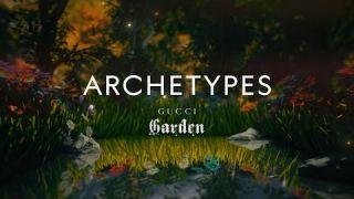 ARCHETYPES | Gucci Garden Virtual Exhibition